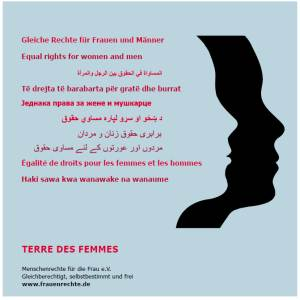 TERRE DES FEMMES